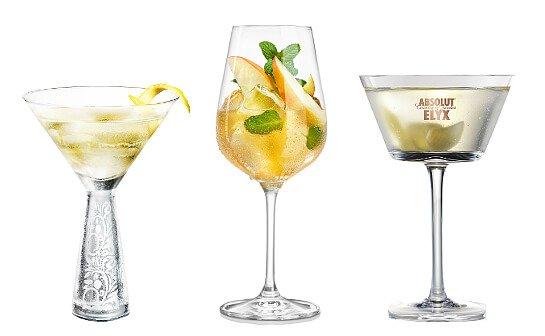 Moderne Cocktail Rezepte