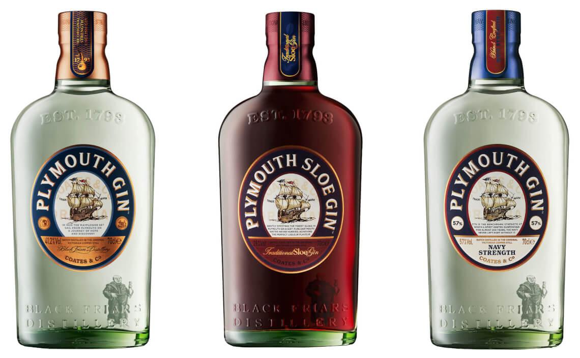 plymouth gin sorte